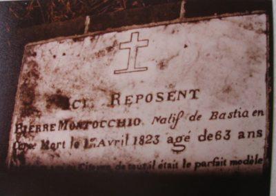 Le site web Montocchio
